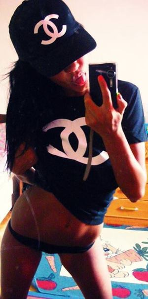 Ariana from  is DTF, are you?
