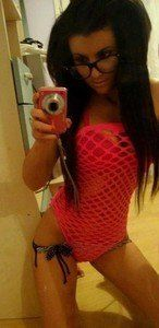 Looking for local cheaters? Take Elisa from Rhode Island home with you